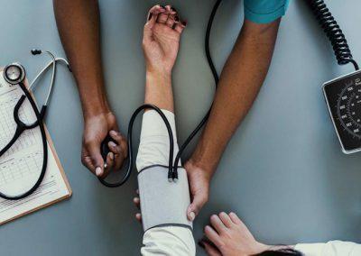 Control de la pressió arterial